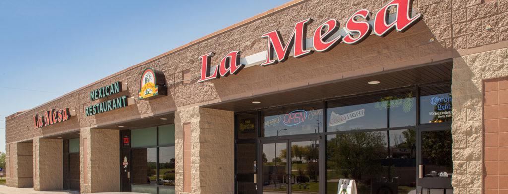 La Mesa Mexican Restaurant  11002 Emmet St  Omaha NE