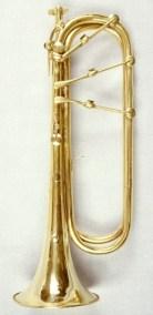 Trompette à 6 clés de Louis Müller à Lyon vers 1840
