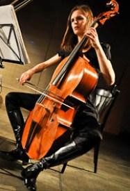 violoncelle baroque photo de Marco Maas