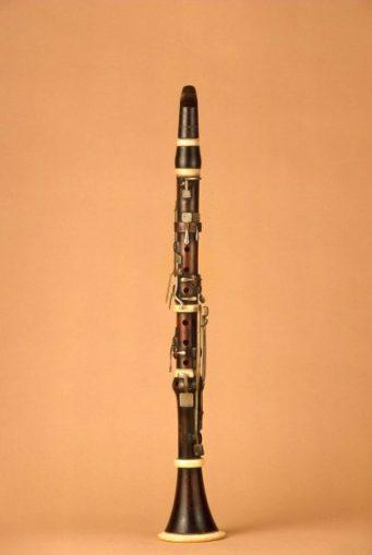 Clarinette 14 cles au 19e