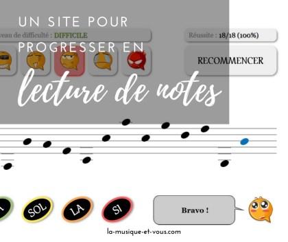 Site Lecture notes en ligne Philippe Quélard prof de piano scriptando.fr