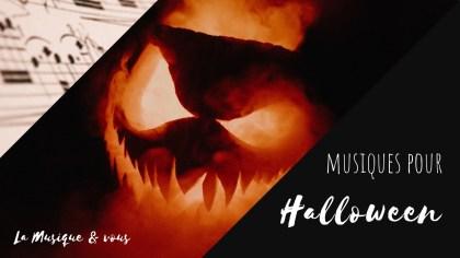 Musiques pour Halloween