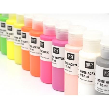 peinture acrylique blanc 82 ml