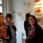 Vernissage du 23 septembre 2017