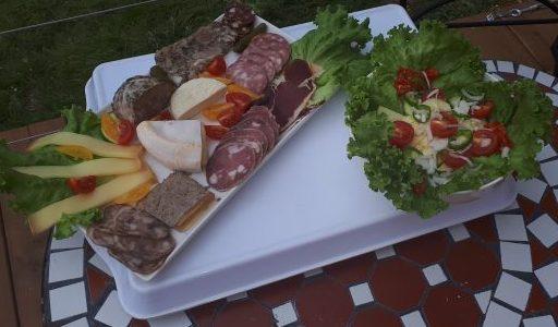 repas payant yourte - La Ronde des Banons