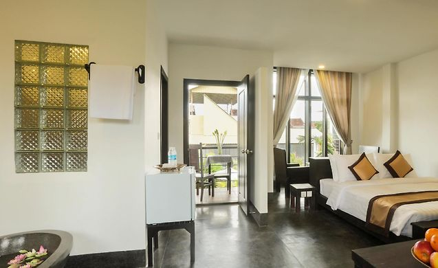 Hotel La Rose Blanche Boutique Siem Reap
