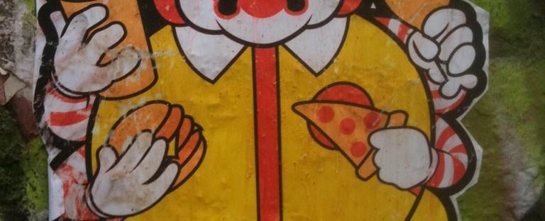 aliments carencés - fast food mood