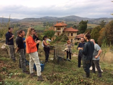 formations en permaculture