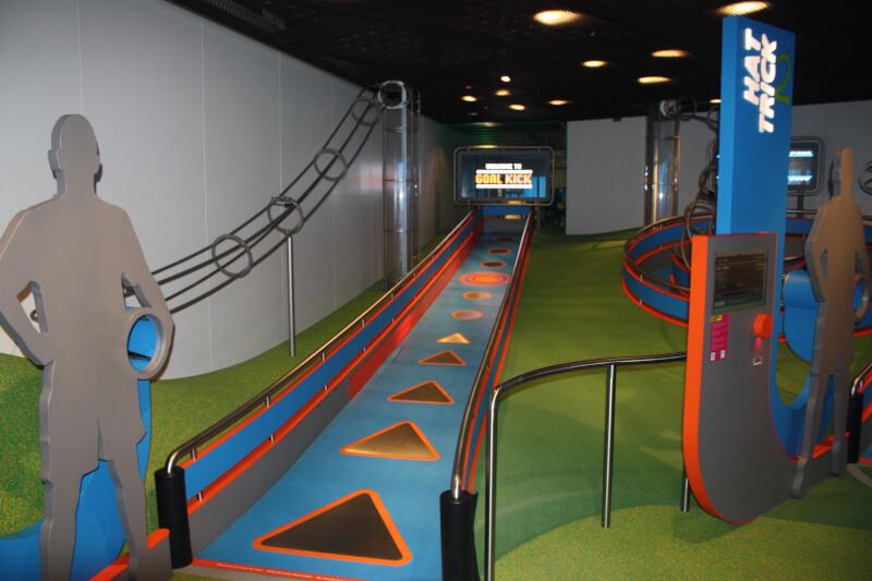 La salle de jeux - le Labo