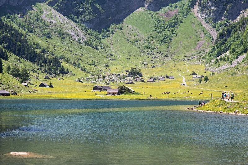 Lac de Seealpsee
