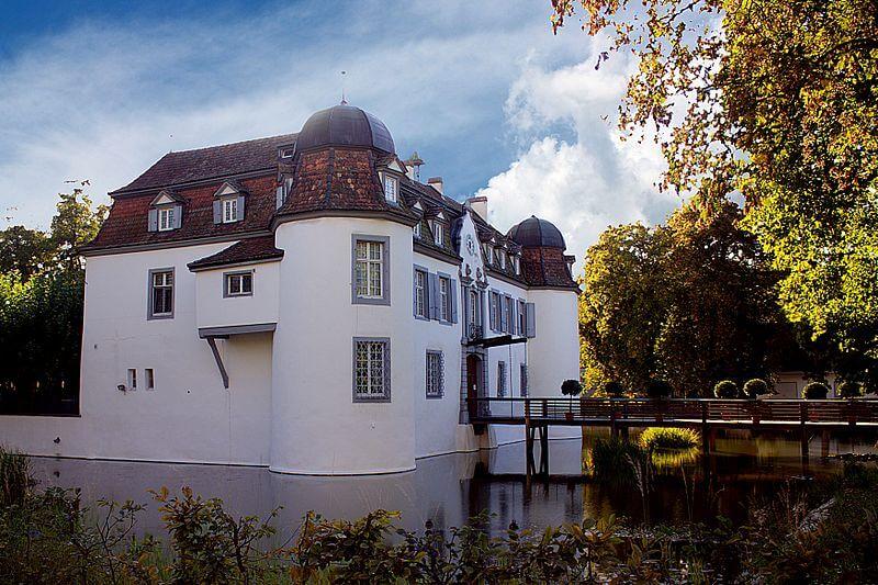 Le château de Bottmingen