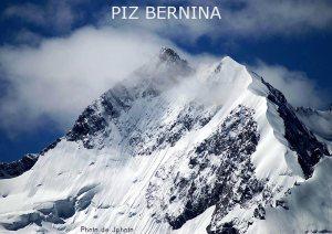30ème sommet de plus de 4'000 mètres - Le Piz Bernina