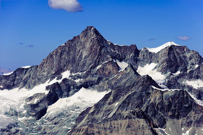 L'Ober Gabelhorn (Photo de Craig Stanfill)