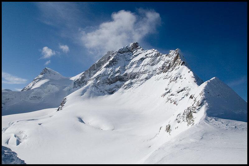 La Jungfrau - Photo de Moody Man sur Flickr