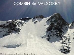 20ème sommet de plus de 4'000 mètres - Le Combin de Valsorey
