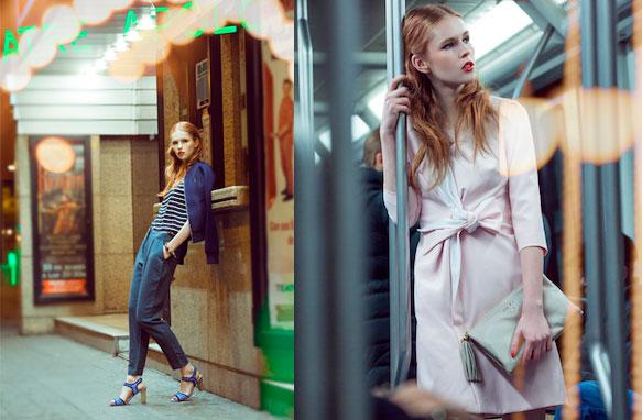Zoe Magazine + Laura Bernal + Aeronautica Militare + Barada Luxury