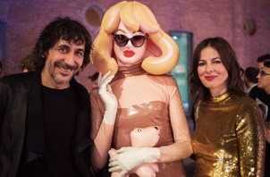 Pandemonia y Eugenio Recuenco + Madrid Fashion Film Festival