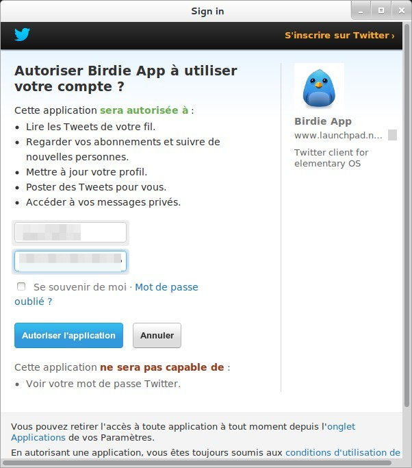 Birdie Disponible En Version 0 3 Ouais Mais Non Non Non Et