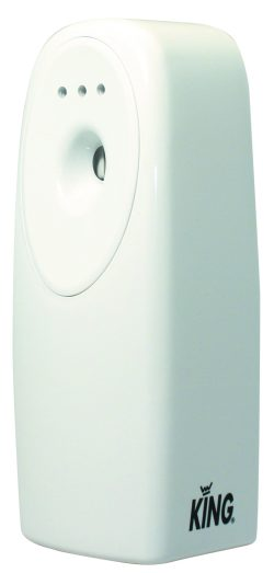 Appareil diffuseur aérosol king, fonctionnement jour/nuit et intervalles de pulvérisation. La vie en couleur près de Lille