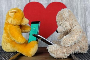 deux_our_se_parlent_avec_un_portable