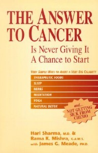 Le livre du Dr. Hari Sharma