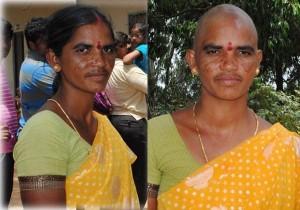 L'offrande des cheveux dans les temples