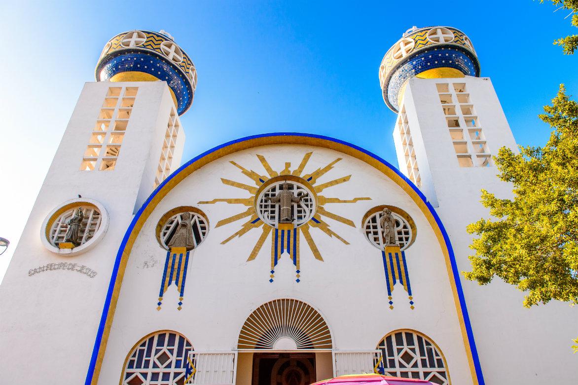 Resultado de imagen para catedral de nuestra señora de la soledad acapulco