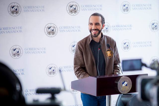 Nayib Bukele: el político outsider – San Salvador (El Salvador)