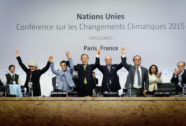 Ignorar el Acuerdo de París costaría a las empresas petroleras 1.6 billones de dólares