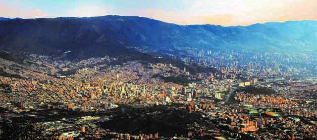 El PEMOT, una herramienta que pretende ser definitiva para la correcta planificación urbana del área metropolitana de Medellín