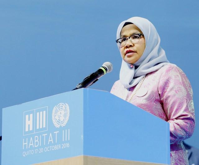 ¿Qué piensa la Directora Ejecutiva de ONU-Habitat sobre la Nueva Agenda Urbana?