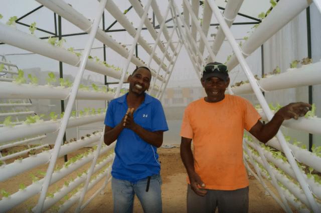 Asentamientos sostenibles, proyecto del PNUD en Cartagena