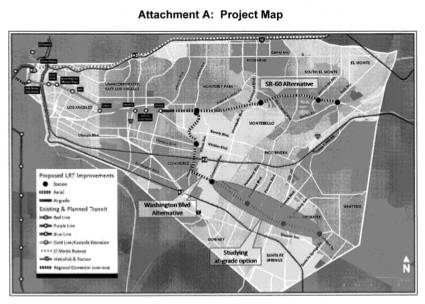 Metro's saving funds with black and white maps in their committee reports.
