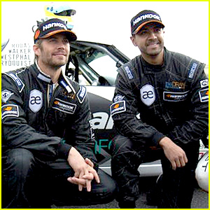 """This cropped image of Walker and Rodas comes from the worst coverage of the crash I could find. The conservative news website ##http://pjmedia.com/lifestyle/2013/12/02/who-is-to-blame-for-paul-walker-and-roger-rodas-car-crash/?singlepage=true##Pajama Media## actually had the gal to end their bizarre piece by sighing that at least Rodas and Walker died doing what they loved, """"driving fast and furious."""""""