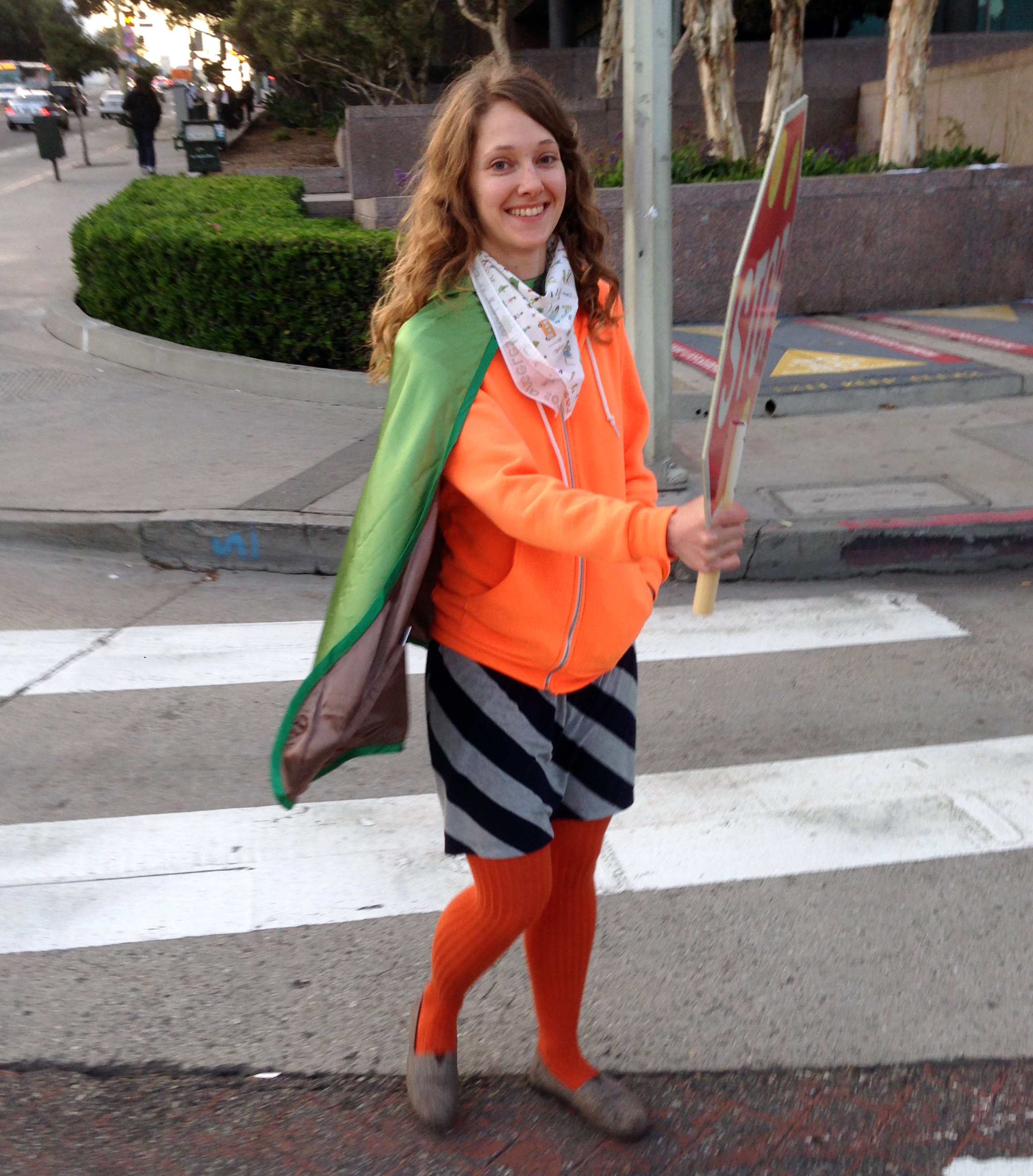 Keeping the crosswalk safe