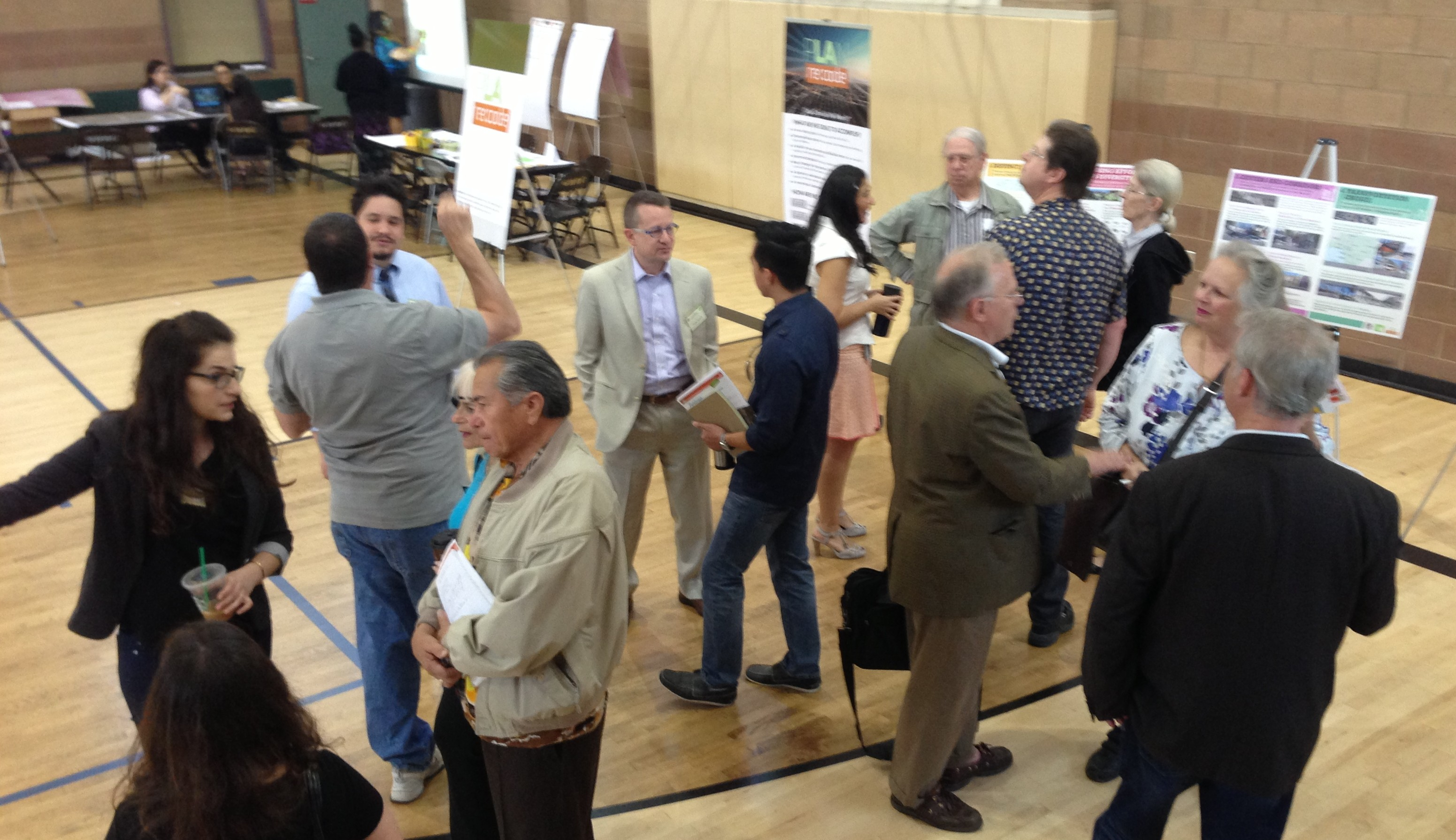North Valley constituents express their opinions about the proposed plans. Which forum will you attend?