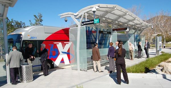 Ride the New sbX BRT with So CA TA  Tomorrow – Streetsblog