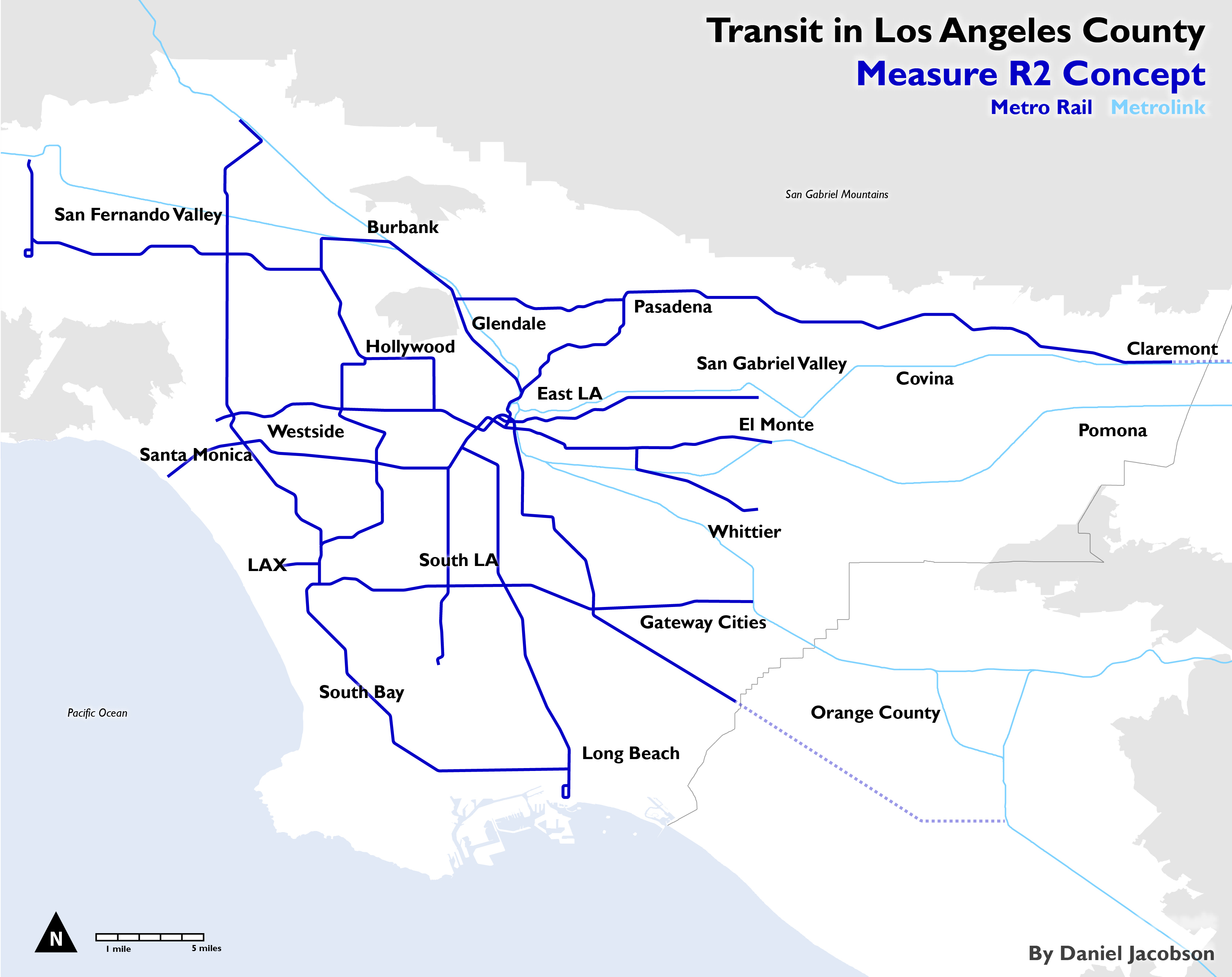 Guest Opinion: The Future of Los Angeles is Bus Rapid ...