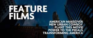 The 2014 New Urbanist Film Festival runs tomorrow through Sunday