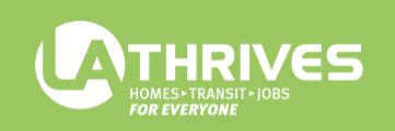 L.A. THRIVES logo