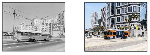 7th Street then and now - part of the xxx