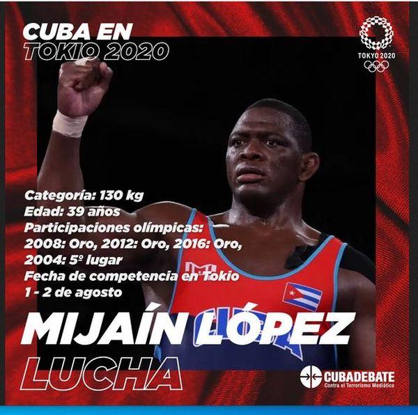 Cuba Mijain Lopez