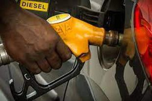 Slight increase in price of unleaded petrol and gas cylinder