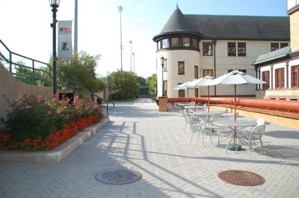 Loyola University - Walkway