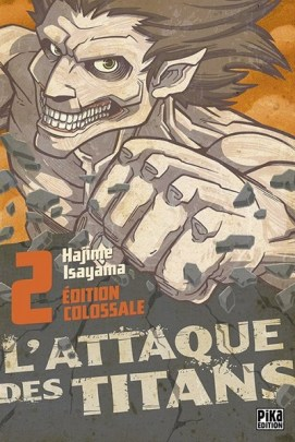 jeu-concours-attaque-des-titans-adt-la-5e-de-couv-podcast-manga-tv-shonen-pika-edition-snk-shingeki-no-kyojin-arc-resume-tome-2-colossale--edition
