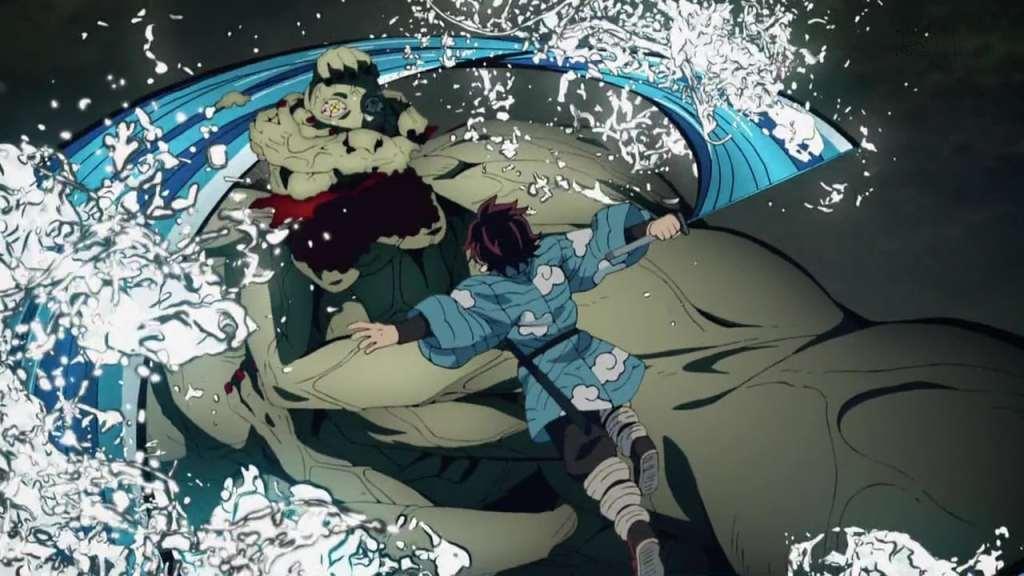 L'attaque de Tanjiro