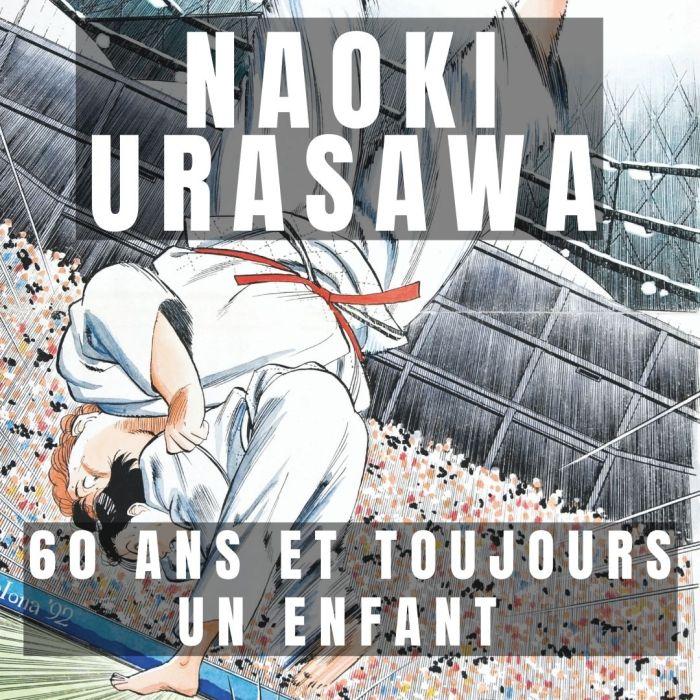 Naoki Urasawa : 60 ans et toujours un enfant – La 5e de Couv' – #5DC – Saison 6 Episode 14