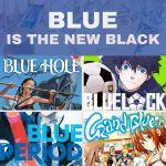 Blue is the new Black du manga !