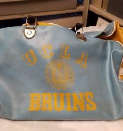 rafer johnson s ucla athletic bag [ 4032 x 3024 Pixel ]