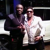 "Akon: Omega ""ha sido de gran ayuda"""